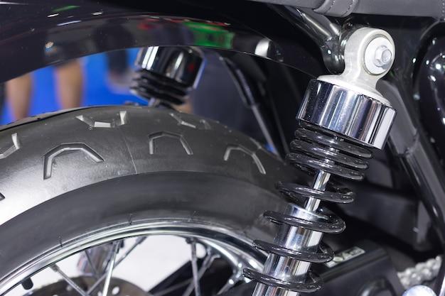 Motocicleta amortecedor