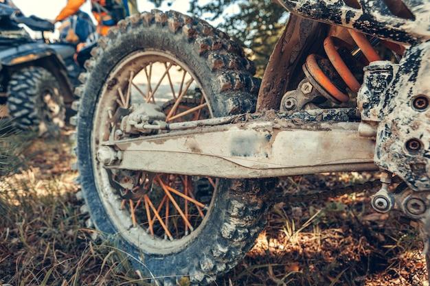 Motocross bike - detalhes