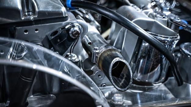 Motor mecânico industrial