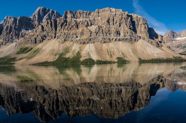 Mountain lake lindo lago nas montanhas