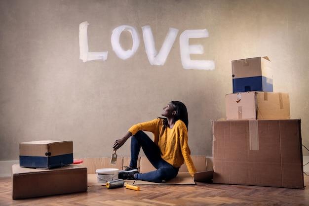 Mover-se para uma nova casa