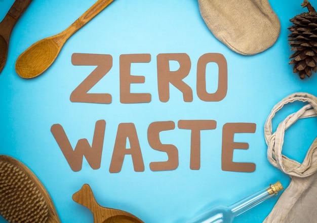 Movimento ambiental para reduzir o desperdício de plástico