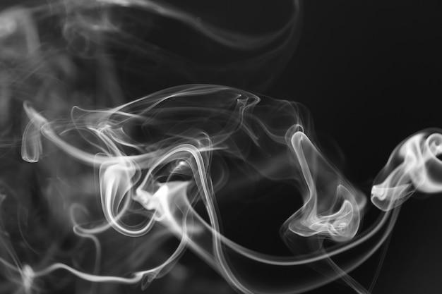 Movimento de fumaça branca
