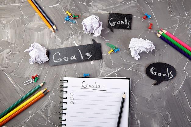 Mude sua mentalidade, inspirador, motivacional nos negócios, objetivos