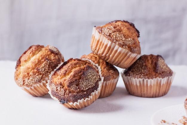 Muffins de açúcar
