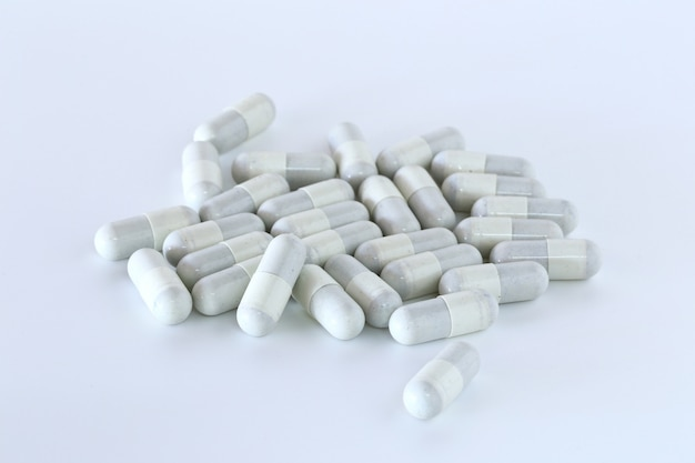 Muitos comprimidos comprimidos