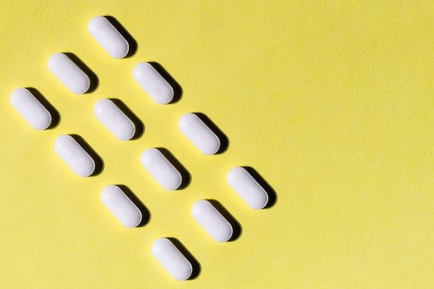 Muitos comprimidos