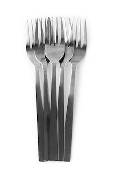 Muitos garfos na mesa