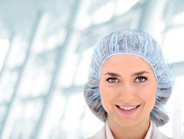 Mulher cara doutora