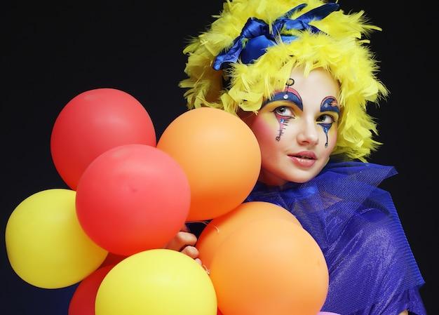 Mulher carnaval