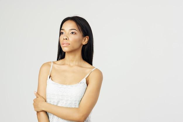 Mulher de negócios em gerente terno escritório trabalho secretária profissional