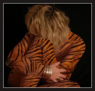 Mulher tigre