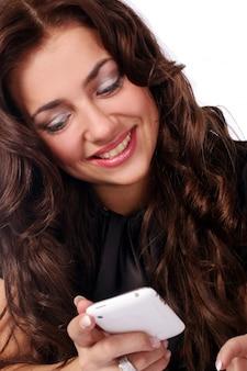 Mulheres jovens e atraentes bonitas
