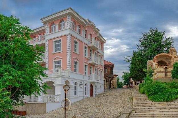 Município de nessebar na bulgária