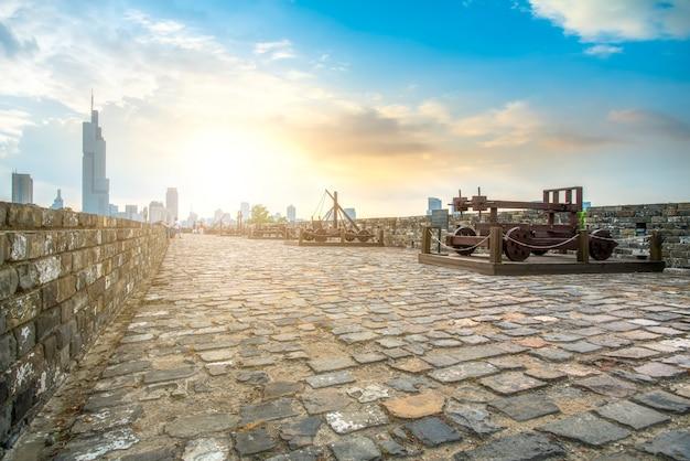 Muralha da cidade de nanjing ming