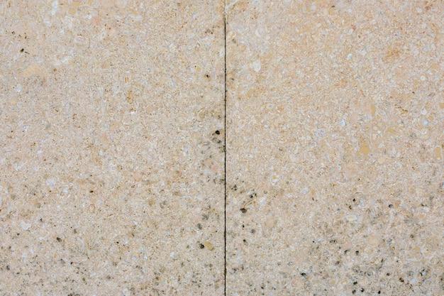 Muro de concreto com rachadura no meio