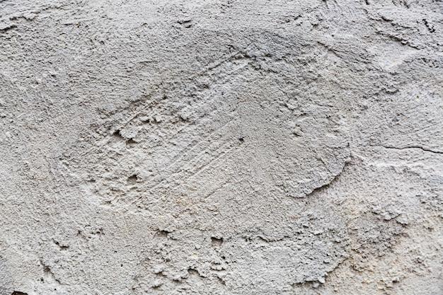 Muro de concreto com textura grossa