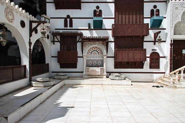 Museu al tayebat na cidade de jeddah, arábia saudita