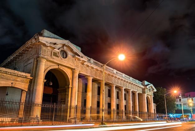 Museu antropológico reina torres de arauz na plaza 5 de mayo na cidade do panamá
