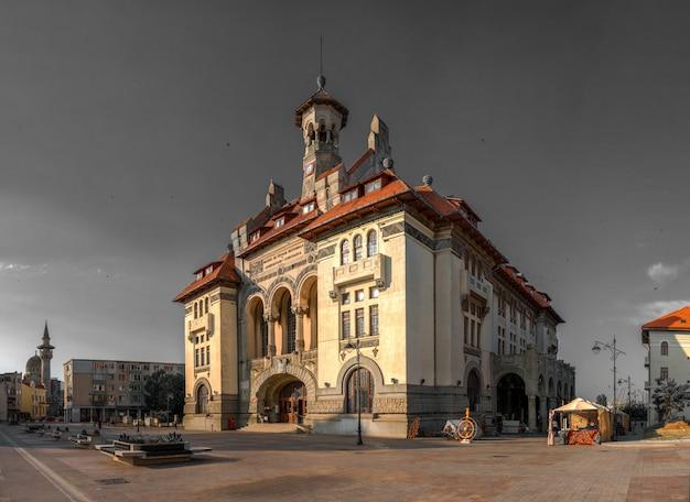 Museu de arqueologia em constanta, romênia