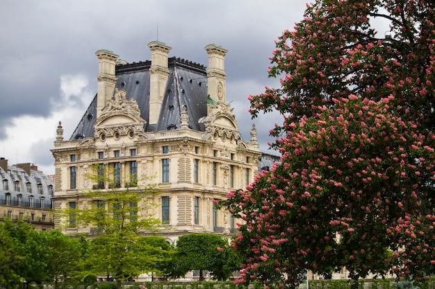 Museu do louvre, em paris, frança