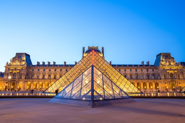 Museu do louvre paris