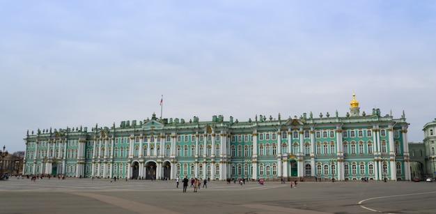 Museu hermitage do estado