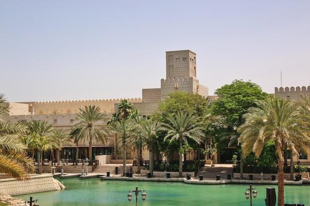 Museu na cidade de dubai