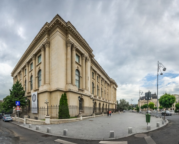 Museu nacional de arte em bucareste roménia