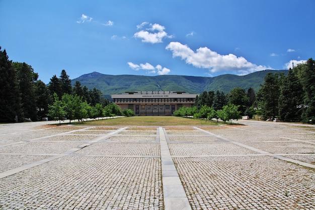 Museu nacional de história de sofia, bulgária
