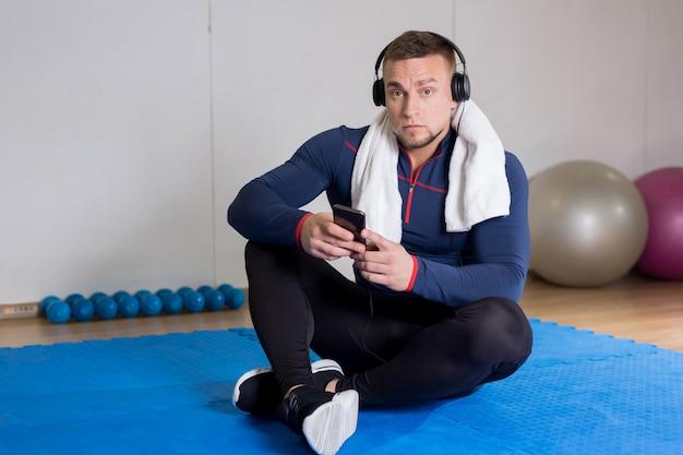 Música após treino