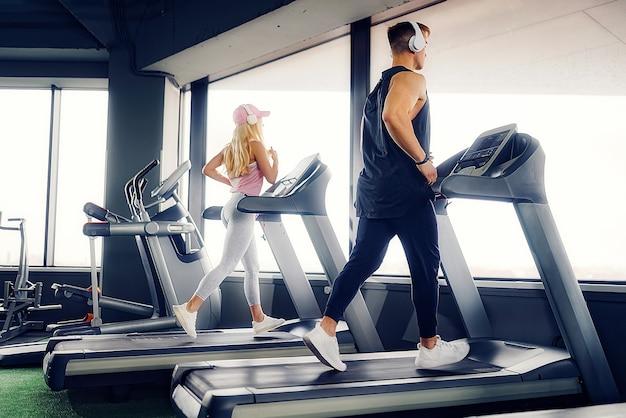 Música e exercícios andam juntos