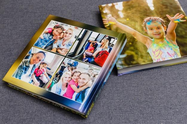 My family travel photobooks, viagens de férias