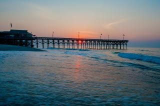 Myrtle beach south carolina litoral