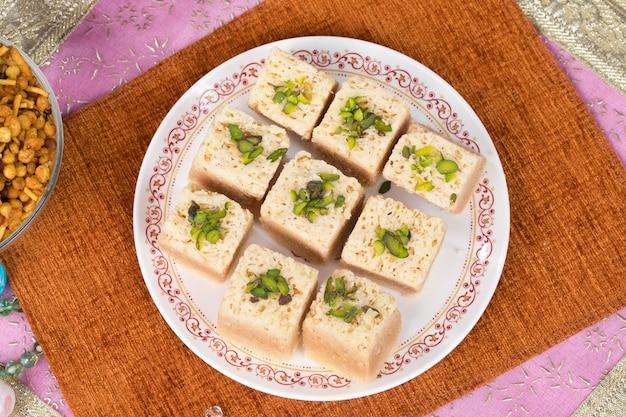 Mysoor pak sweet food