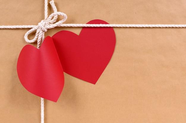 Namorados dom dia com tag mensagem