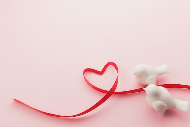 Namorados na rosa