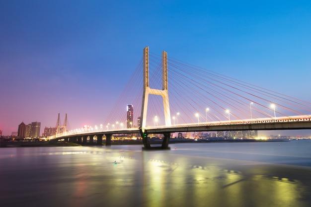 Nanchang oito uma ponte