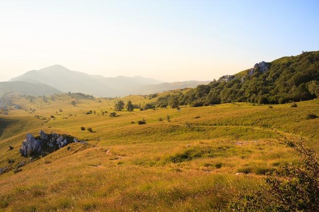 Nanos montanha, eslovénia