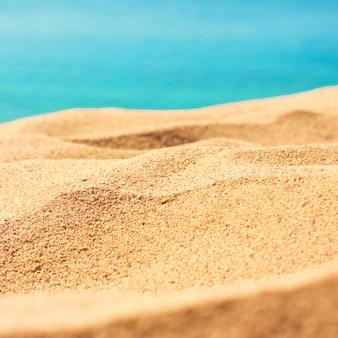 Não há lugar como uma praia ensolarada, um destino de viagem dos sonhos, as férias dos sonhos e o conceito de verão, esta é a melhor fuga
