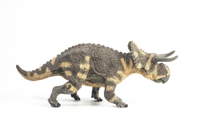 Nasutoceratops dinosaur