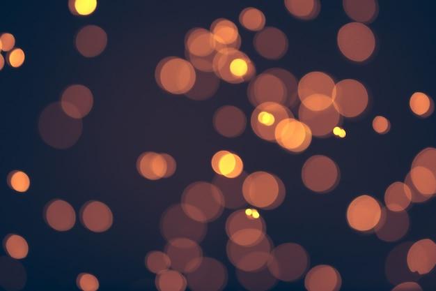 Natal. bokeh festivo abstrato