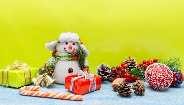 Natal com brinquedos