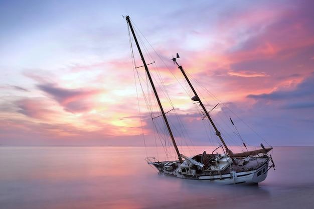 Naufrágio do barco