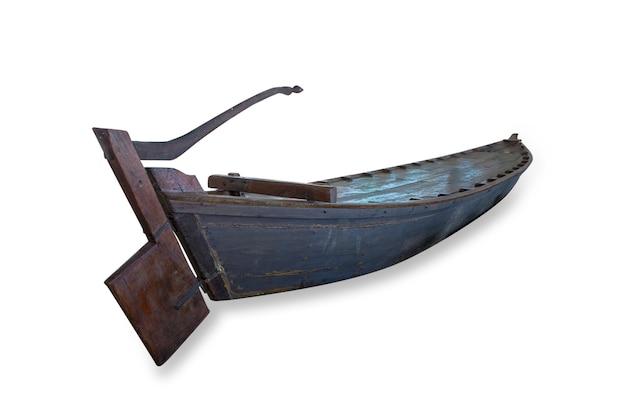 Navio tailandês antigo