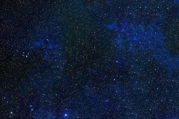 Nebulosa de gás azul. os elementos desta imagem foram fornecidos pela nasa. foto de alta qualidade