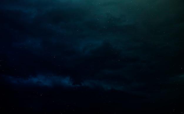 Nebulosa no espaço