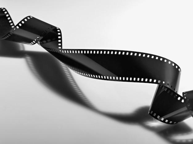 Negativo do filme de cor de 35mm