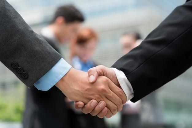 Negociação bem sucedida