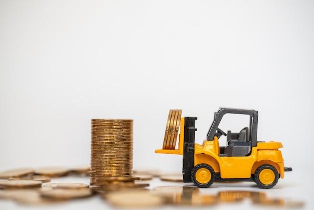 Negócios, dinheiro e conceito financeiro